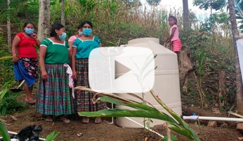 Huertos comunales liderados por mujeres Video