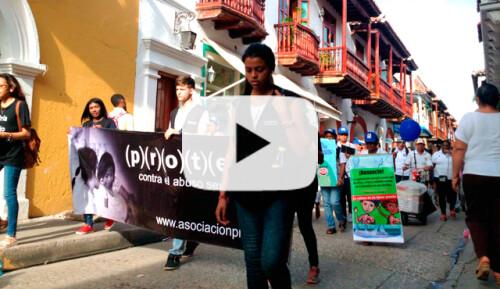 PROTECT Prevención atención violencia sexual Video