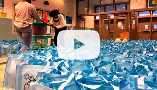 Ayuda humanitaria en el estado de Nueva York Video